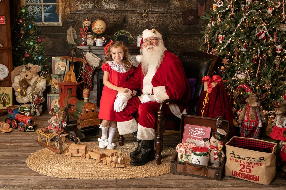 A Little Time with Santa Sundays